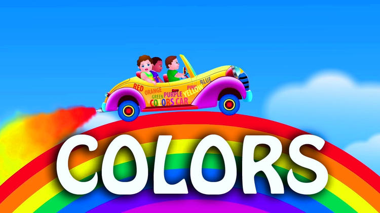 Kids Love To Color