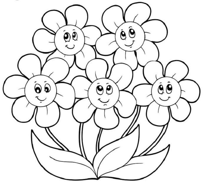 Kindergarten Coloring Pages Printable
