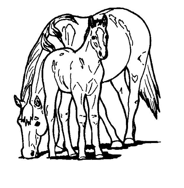 Lisa Frank Horse Coloring Pages To Print
