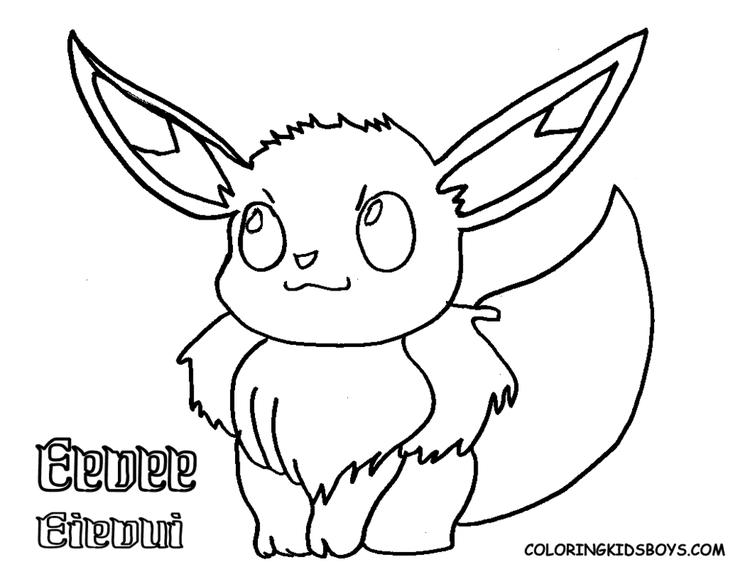 Little Baby Pokemon Coloring Pages Charizard