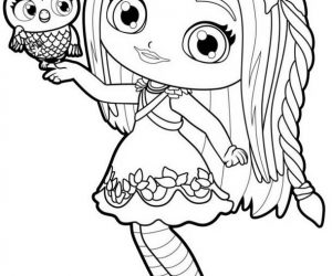 Little charmers coloring sheets printable
