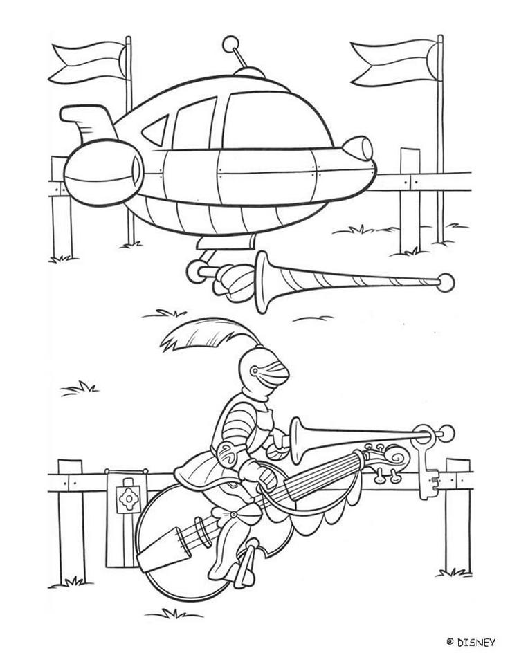 Little Einsteins Coloring Pages Free - Coloring Ideas