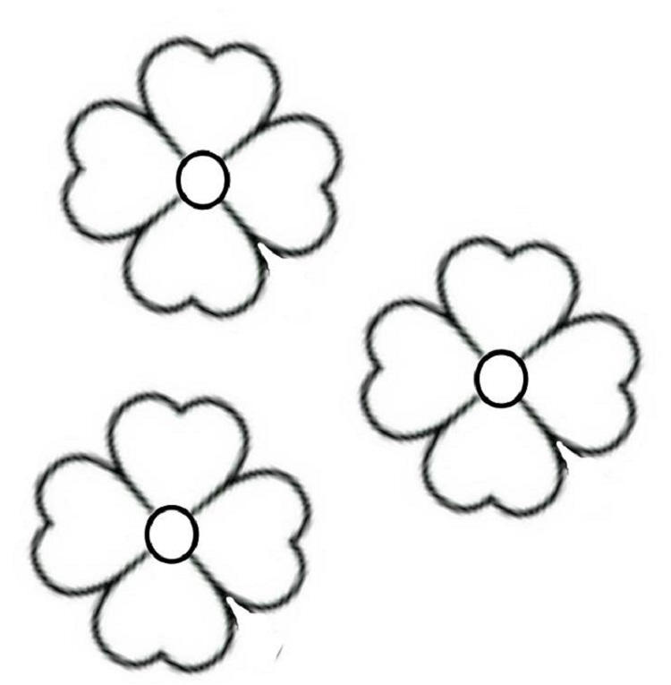 Little Flower Coloring Pages
