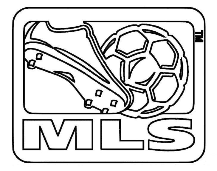 Mls Soccer Coloring Pages