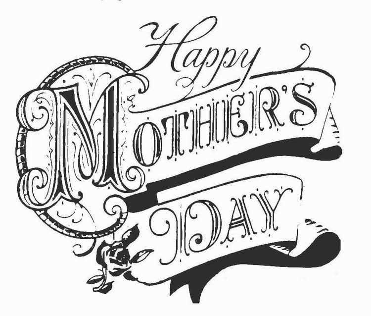 Mothers Day Coloring Pages Free To Print 2