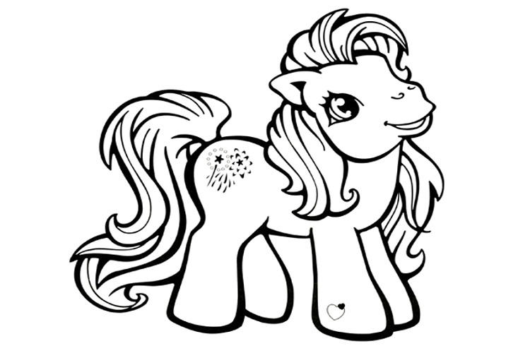 My Little Pony G3 Coloring Pages