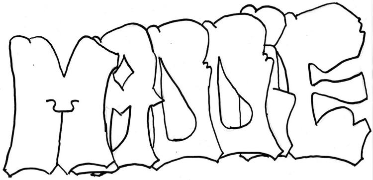 Name Coloring Pages Maggie