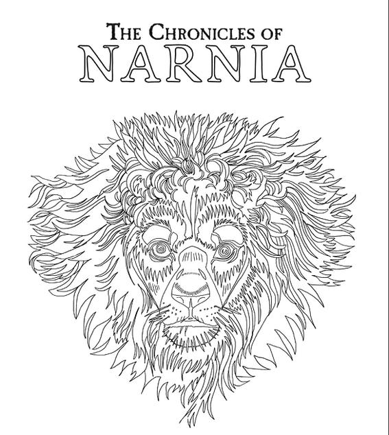 Narnia Coloring Book For All Ages