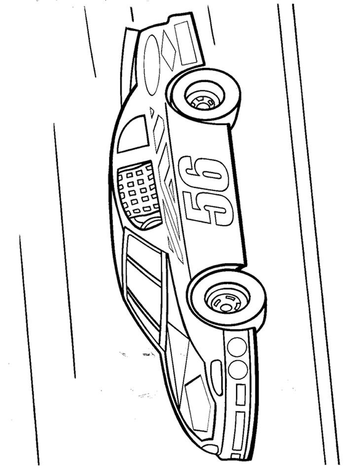 Nascar coloring pages number 56