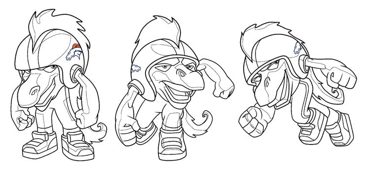 Nfl Coloring Pages For Kids
