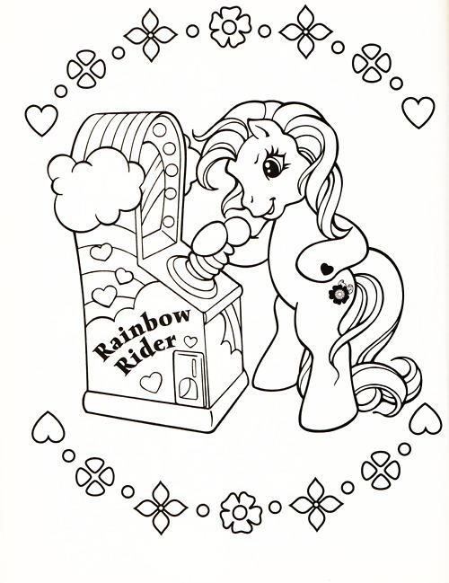 Nice Lisa Frank Dog Coloring Pages 1