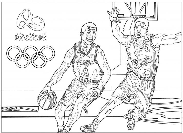 Olympic Games Basketball Rio 2016