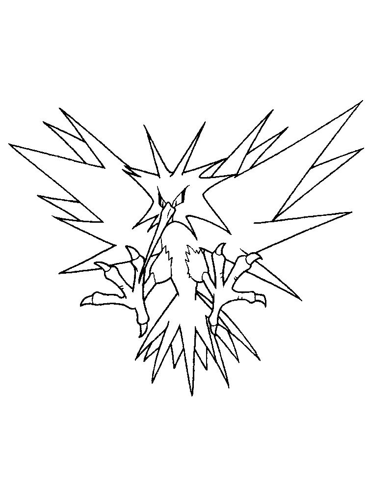 Pokemon Black And White Legendary Pokemon Coloring Pages Images