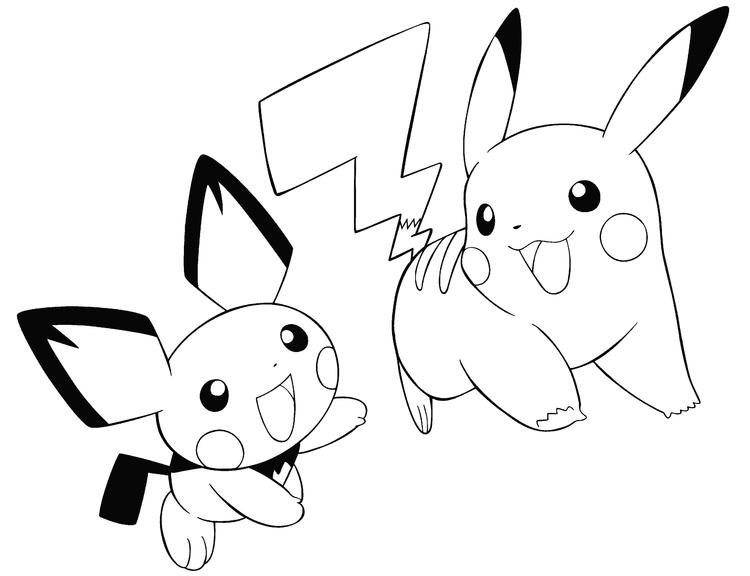 Pokemon Coloring Pages 06