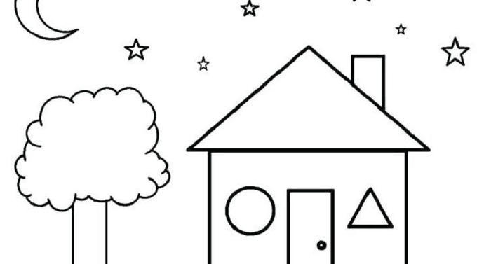 Preschool Coloring Pages For Kids
