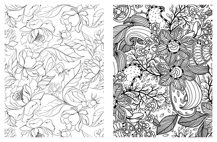 Pretty Coloring Pages For Adults Printable