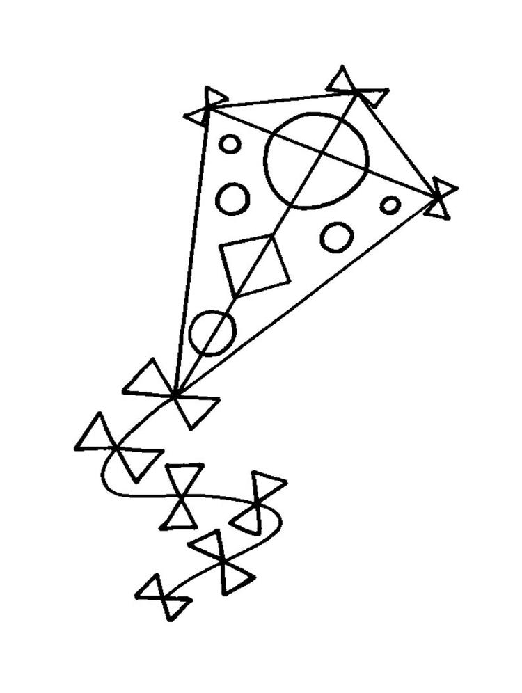 Printable Kite Coloring Pages For Kids Ideasrhdoghousemusic: Kite Coloring Pages For Adults At Baymontmadison.com