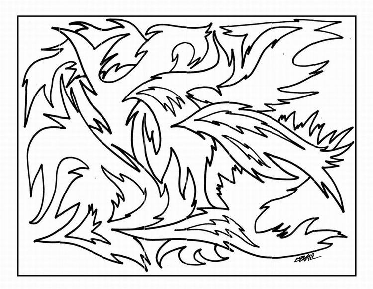 Printable Teen Coloring Pages 1