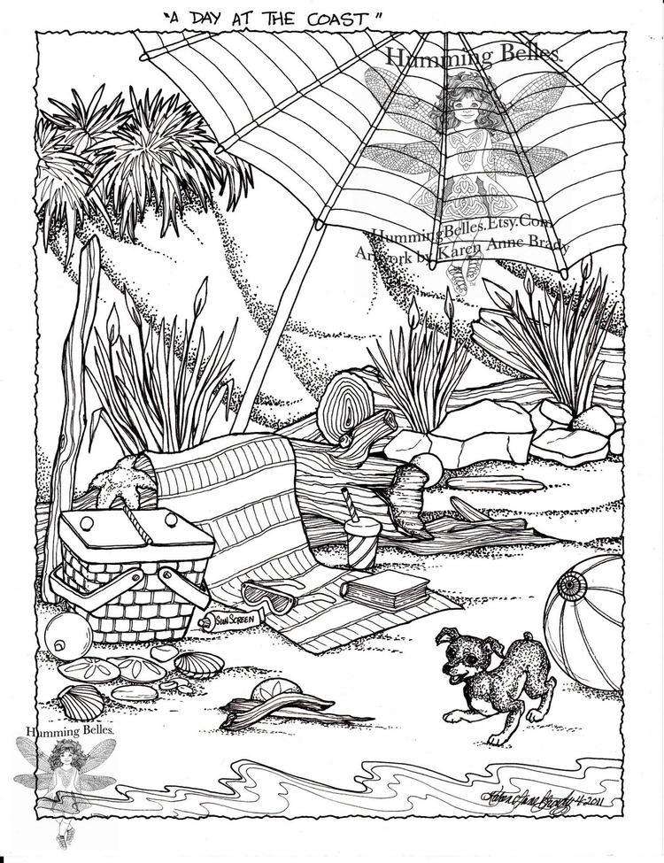 Real Coloring Pages For Teenagers Difficult Fairy