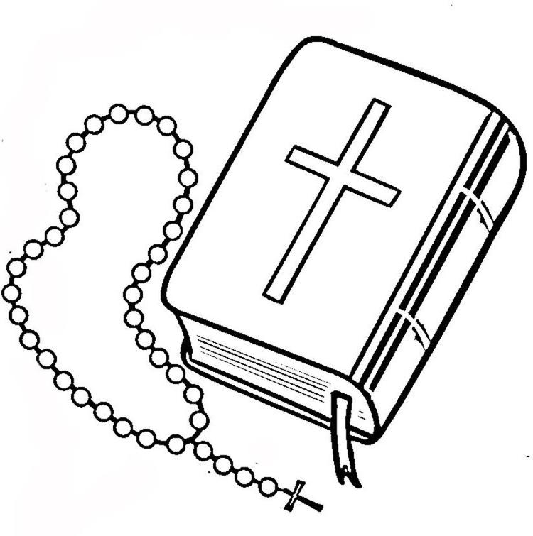 Religious Coloring Pages Bible
