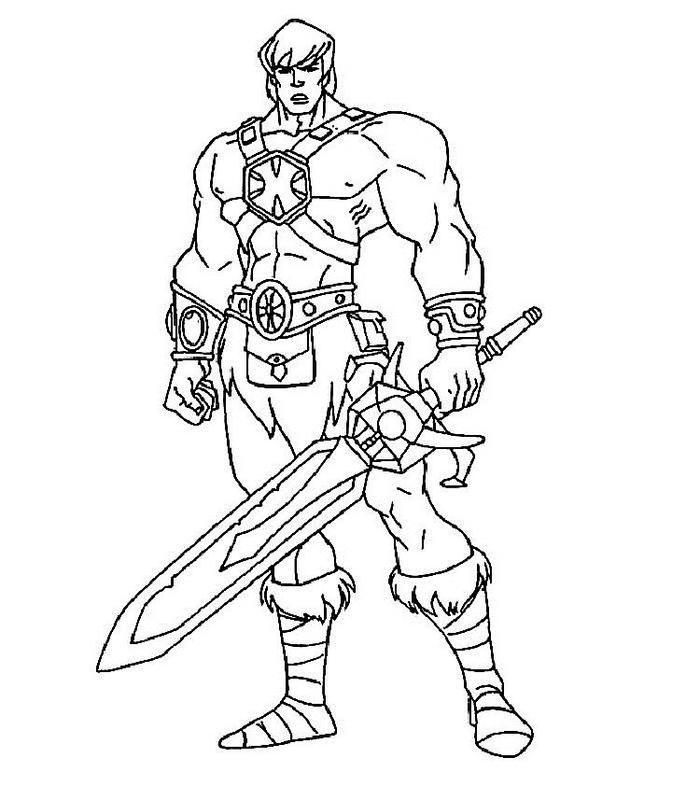 Ridders 11 On Knights Coloring Pages