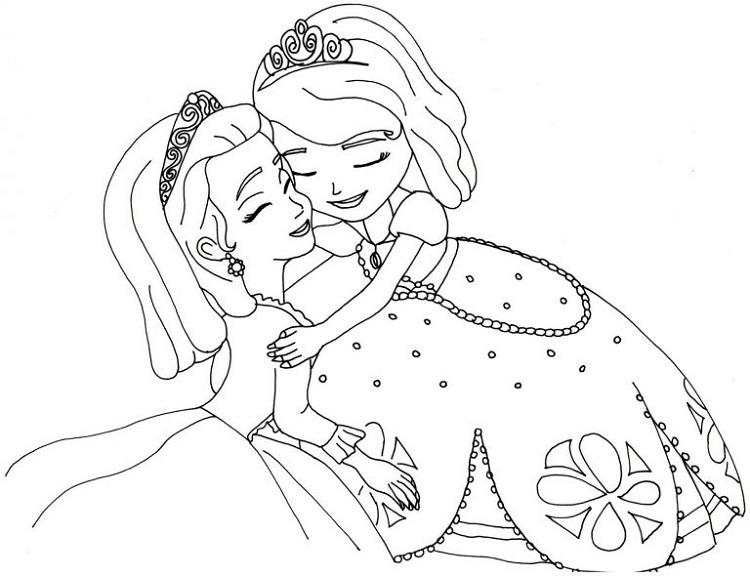 Sofia The Great Coloring Pages