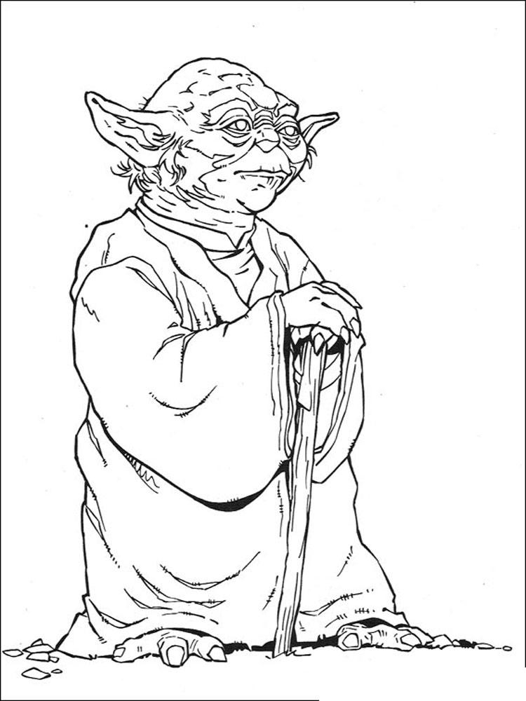 Star Wars Coloring Pages Free To Print