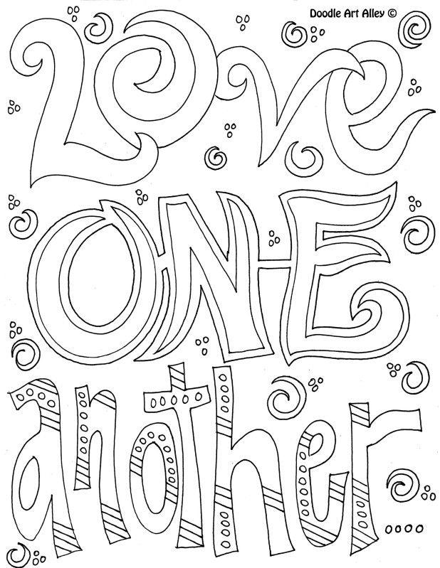 Teen Quote Coloring Pages Print Out 1