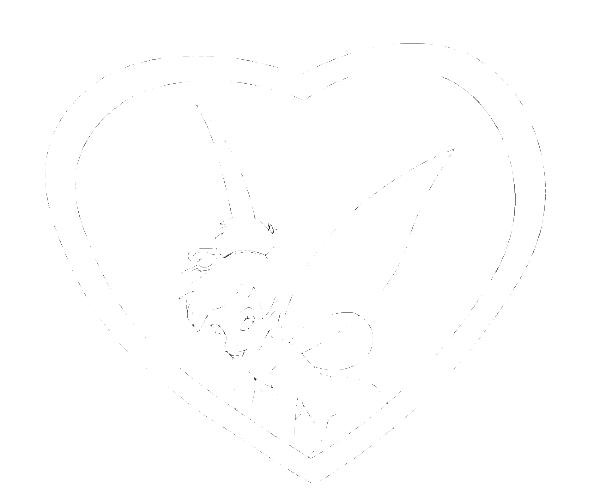 Tinkerbell Heart Coloring Pages