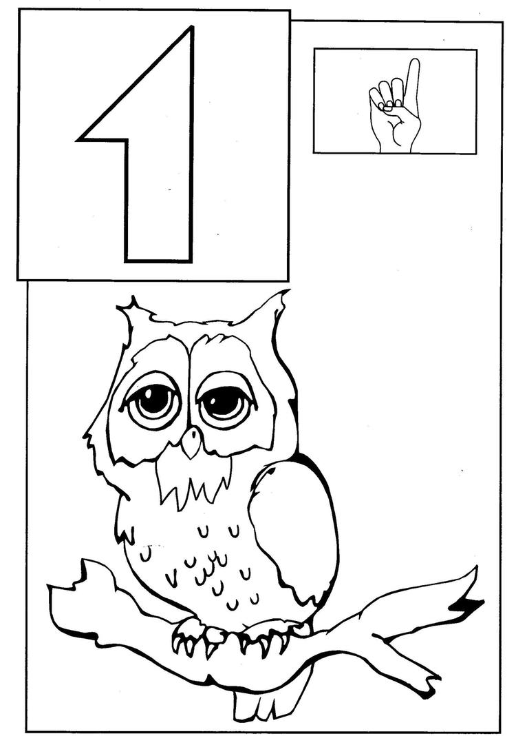 Toddler Coloring Pages Print Out