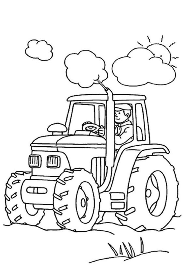 Truck Coloring Pages For Teenagers Boys