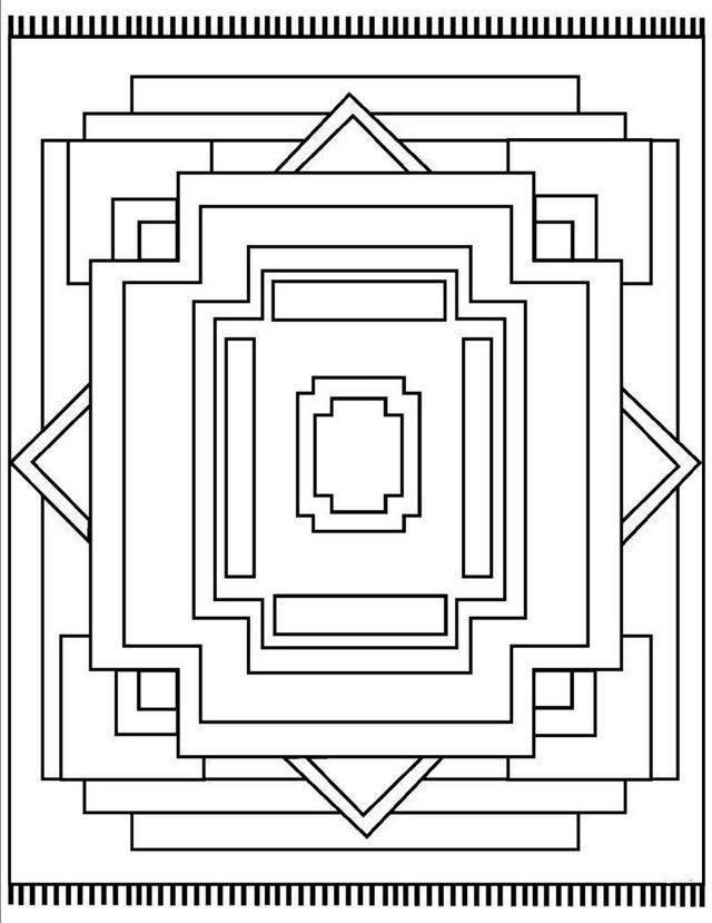Usa Rugs Native American Coloring Pages