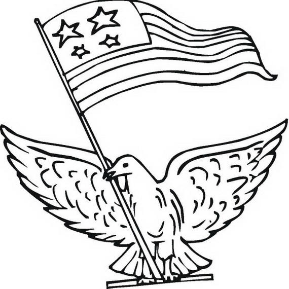 Veterans Day Coloring Pages Free To Print